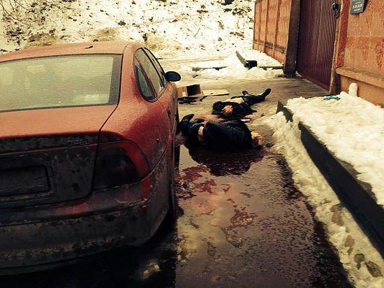 Задержан участник расстрела четверых членов «Славянского союза» в Подмосковье