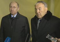 Одетый в черное Путин, говоря о катастрофе Ту-154, выглядел подавленно