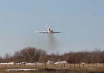 Источник в силовых структурах назвал первые предварительные версии причин крушения самолета Минобороны Ту-154 в акватории Черного моря