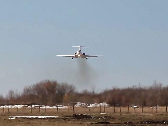 Названы первые причины крушения Ту-154