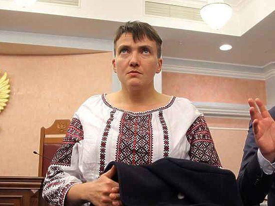 Савченко создала партию сепаратистов: новая украинская революция начнется с регионов