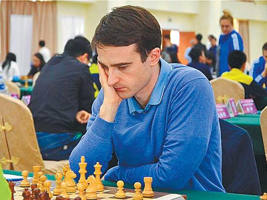 Чемпион Европы Эрнесто Инаркиев: