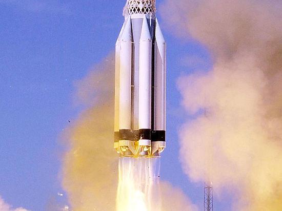 Мусор в двигателе «Протона» стал причиной переноса космического запуска