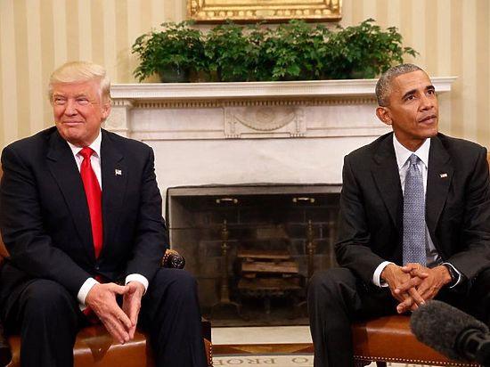 В окружении Трампа намекнули на отмену 70% указов Обамы