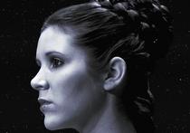 """Американская актриса Керри Фишер, прославившаяся на весь мир благодаря роли принцессы Леи в культовом для нескольких поколений фильме """"Звездные войны"""", скончалась в возрасте 60 лет"""