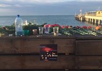 «Ко мне море вынесло останки жертв крушения Ту-154, косметичку, ботинки»