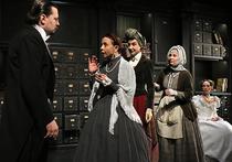 В Российском академическом молодежном театре поставили раннюю пьесу Александра Островского без модных наворотов