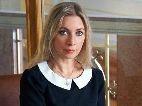 Захарова вспомнила об украинских евреях после призыва Либермана уезжать французским