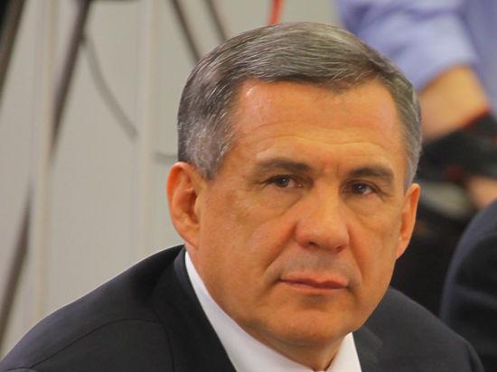 Президент Татарстана выступил против «наших федеральных руководителей»