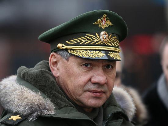 Шойгу выделил 70 служебных квартир ансамблю Александрова