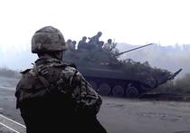 Украинские добровольцы, более известные как радикалы из запрещенных в России группировок «Айдар» и «Донбасс», вновь решили устроить торговую блокаду Новороссии