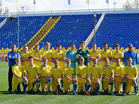 Команда Футбольной школы «Ростова» заняла первое место в Сочи