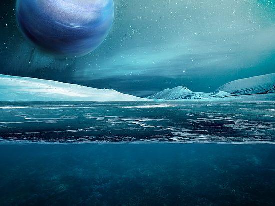 Обнаружены свидетельства того, что на спутнике Плутона был древний океан