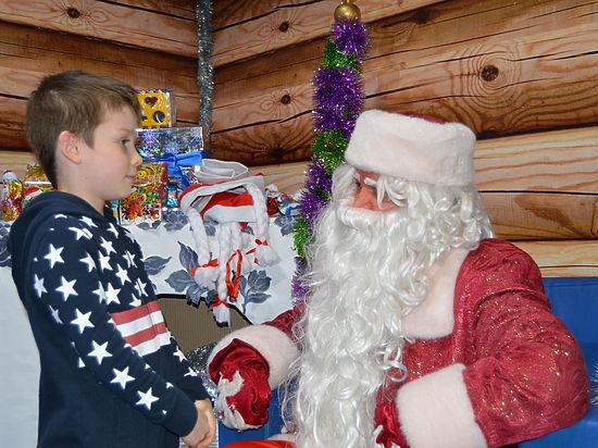Ростовский Дед Мороз закрыл резиденцию и готов отправиться по домам