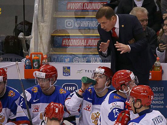 Сборная России разгромила Латвию со счетом 9:1 на хоккейном МЧМ-2017