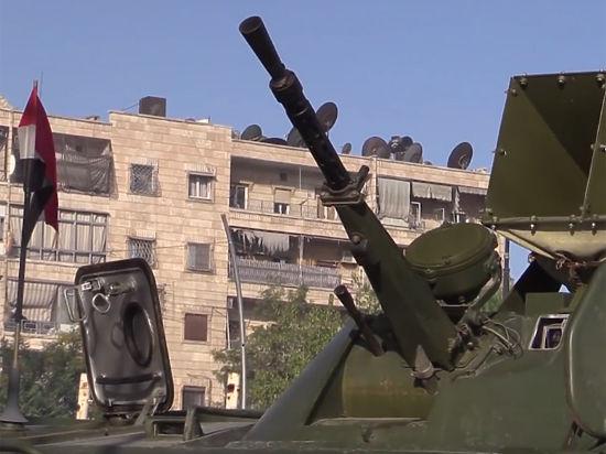 СМИ: Россия и Турция договорились о полном перемирии в Сирии