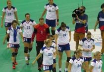 Команда года - женская сборная России по гандболу