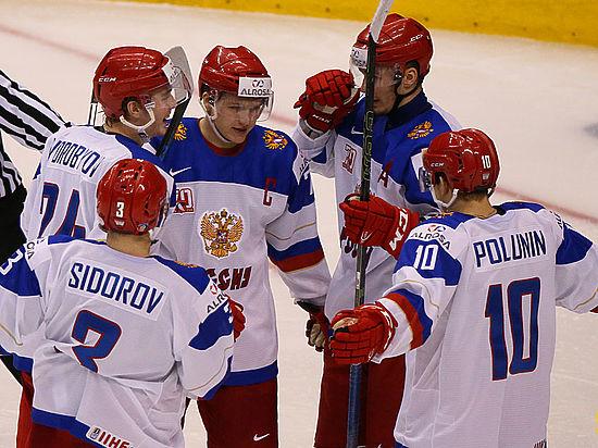 Россия проиграла США в матче МЧМ-2017: онлайн-трансляция