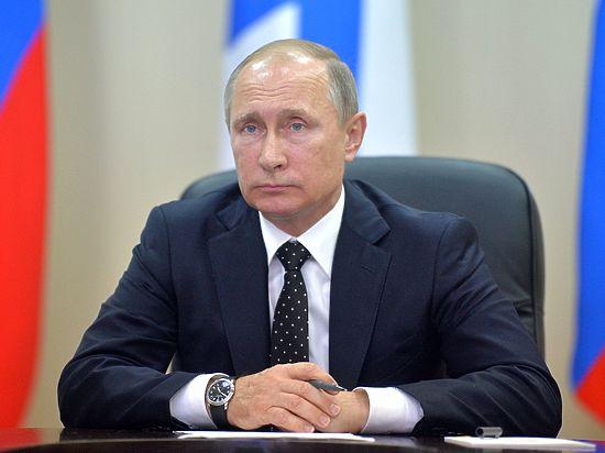 ВЦИОМ рассказал о годовом максимуме одобрения работы Путина