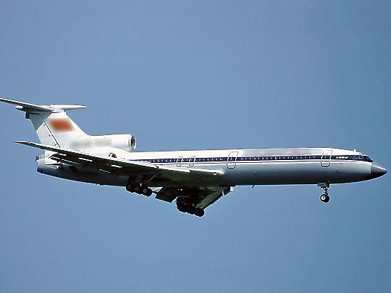 СМИ: спасатели завершили операцию на месте крушения Ту-154