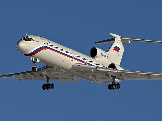 Правительственная комиссия рассказала о версии теракта без взрыва на Ту-154