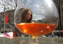 В Новый год бокалы поднимет большинство людей, которым употреблять алкоголь позволяют здоровье, убеждения и материальное положение