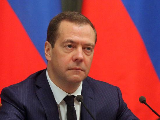 Пользователи Twitter отругали Медведева за его высказывание о санкциях США