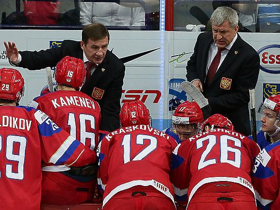 Сборная России по хоккею проиграла США на молодежном чемпионате мира