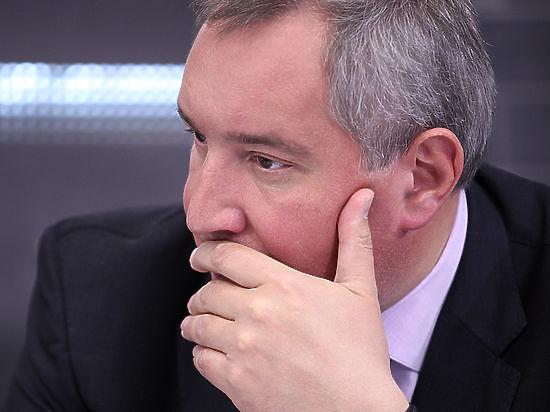 Рогозин высмеял утверждение депутата Рады о превосходстве Украины над Россией