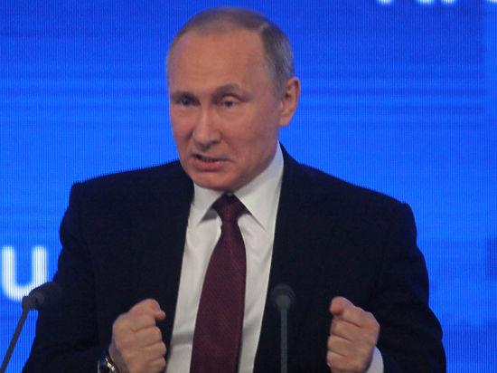 Путин отказался выслать американских дипломатов, пригласив их детей в Кремль