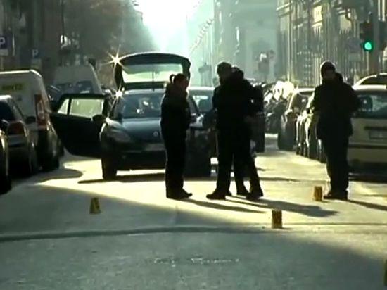 Пострадавший при взрыве полицейский рискует потерять зрение