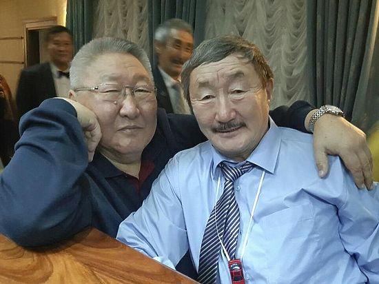 Новогодняя традиция главы Якутии