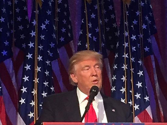 Трамп объяснил хакерские атаки халатностью Нацкомитета демократической партии