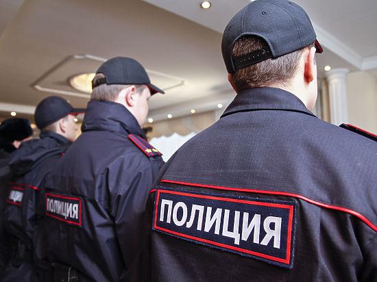 В Москве несколько полицейских отморозили себе уши во время дежурства
