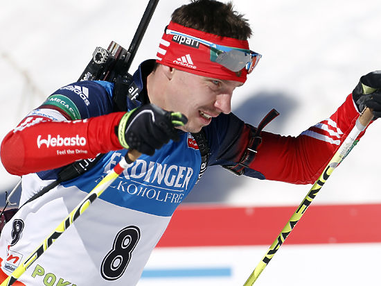 У российских лыжников дела в гору, у биатлонистов - промахи