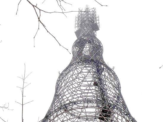 Реставрация Шуховской башни может начаться в 2019 году