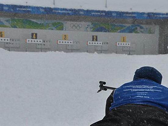 Российские биатлонистки заняли 13-е место в эстафете на Кубке мира