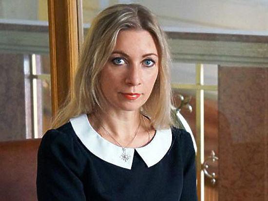 Захарова ответила спецслужбам ФРГ на «информационную карусель»