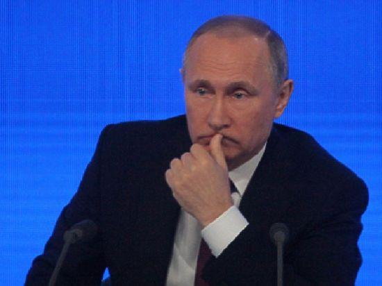 Путина попросили разобраться с коррупцией в Мексике