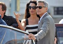 Джордж Клуни и Амаль Аламуддин ждут двойню