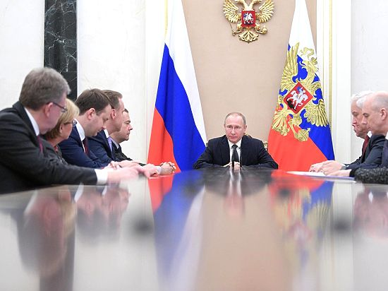 Путин в Кремле подал знак: «антипенсионная» программа Кудрина в приоритете