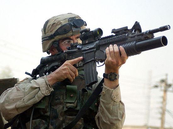 В России могут появиться частные военные компании