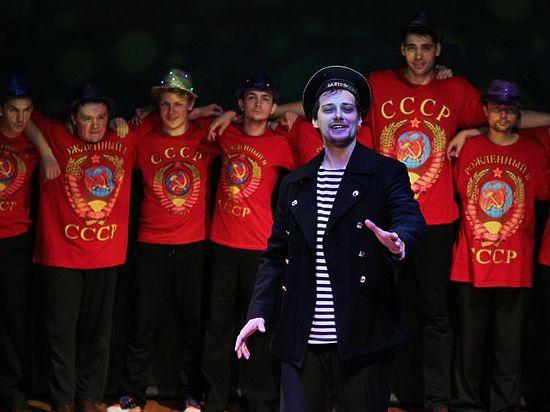 Герои советского прошлого устроили в Москве оргию