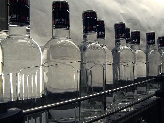 В России производство водки увеличилось на 16% и будет еще больше