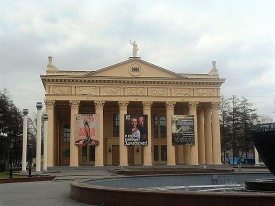 В новокузнецком департаменте культуры увольнение артиста объяснили «массой нарушений»