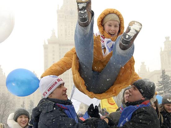 Татьянин день 25 января в МГУ отметят сюрпризами