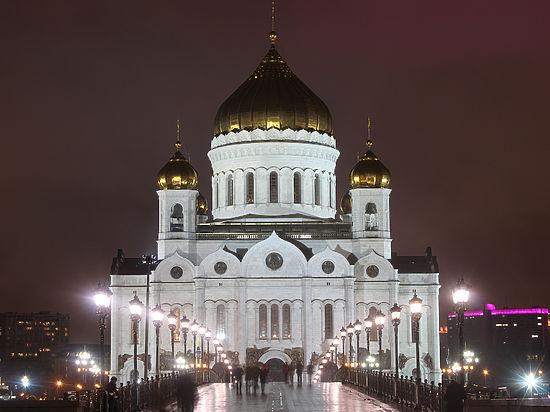 В Москве выберут место установки скульптур всех патриархов