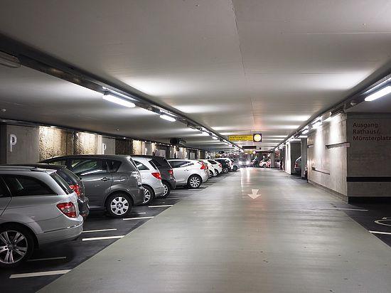 Автовладельцам Калмыкии разрешено регистрировать в собственность парковочные места