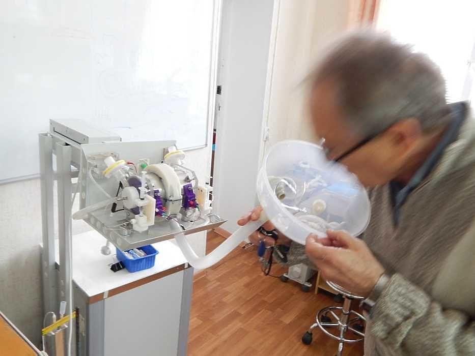 Где создают нанофильтры и наноаэрозоли