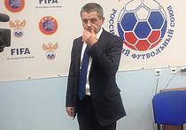 Бывший спикер СК Владимир Маркин дебютировал в футболе
